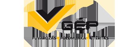 V.V. Gép Kft. Retina Logo